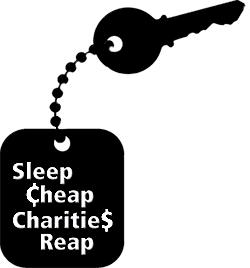 Sleep Cheap Logo